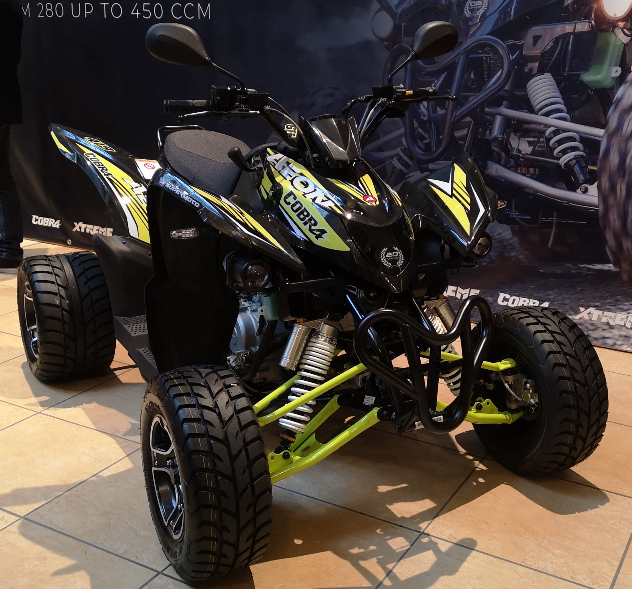 Cobra 420 SM